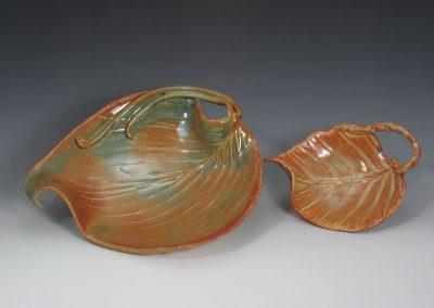 leaf-bowls