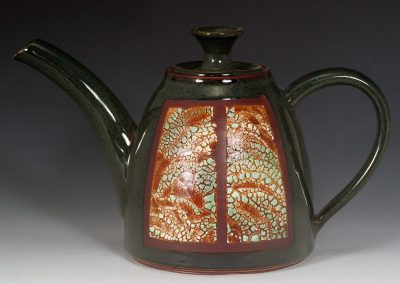 Beehive teapot 1